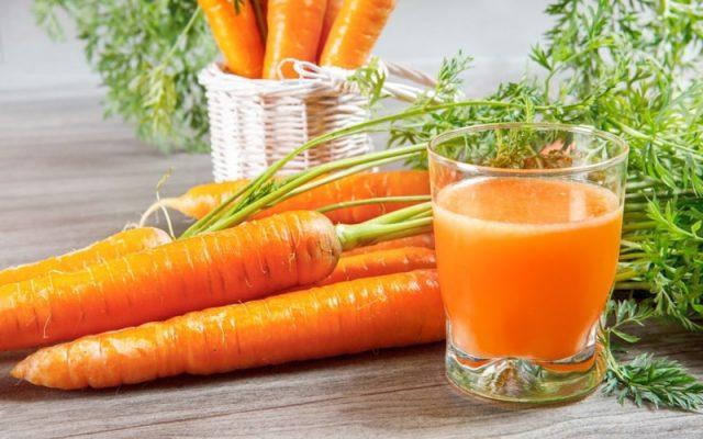 Cà rốt giúp giảm cân nhanh hiệu quả bất ngờ