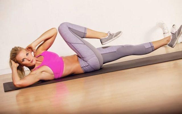 Bài tập giảm mỡ bụng hiệu quả giúp giảm cân nhanh