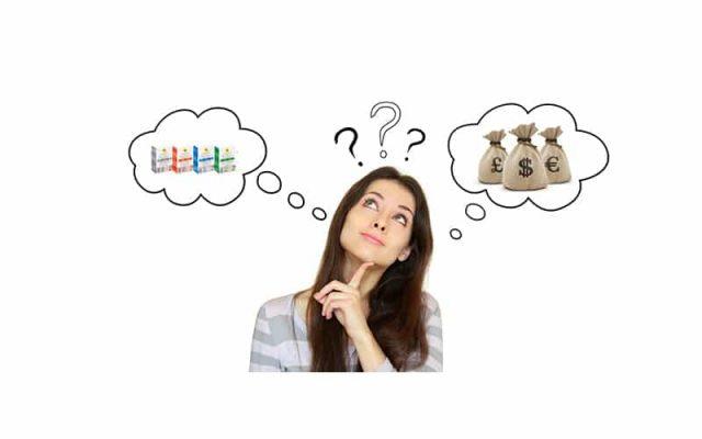 Trà giảm cân Đinh Hương giá bao nhiêu?