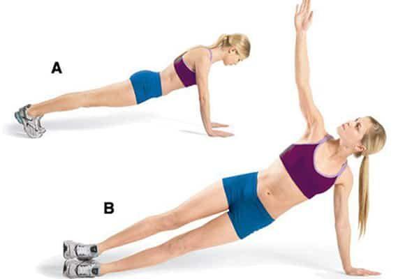 9 bài tập đơn giản giúp đánh tan mỡ bắp tay 4