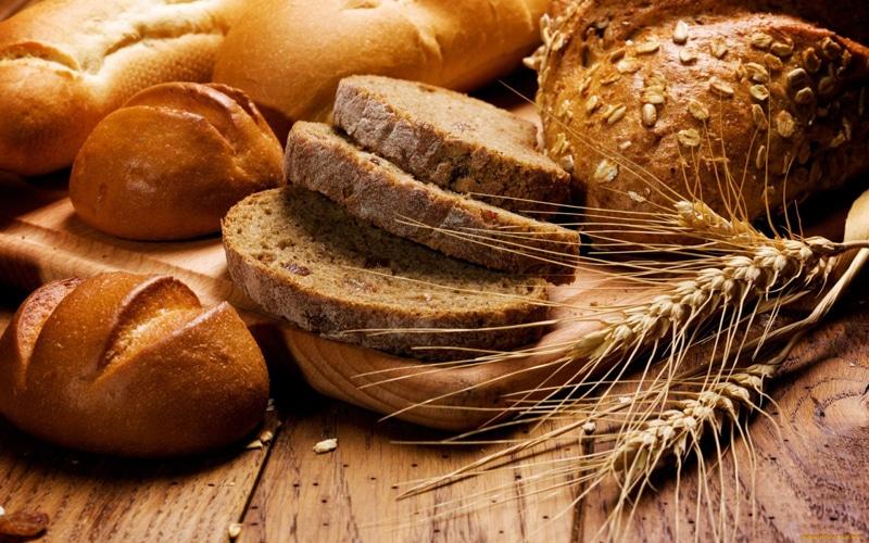 Bánh mì nguyên cám lúa mì