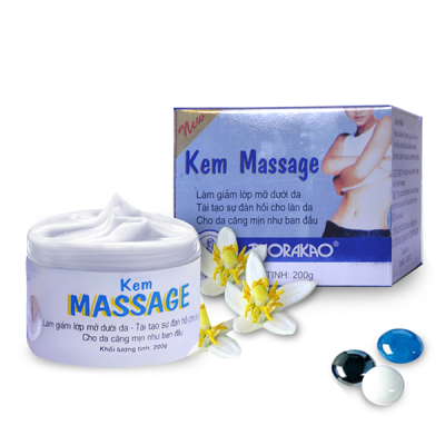 Kem massage Thorakao