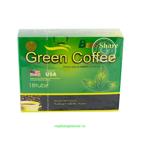 Trà giảm cân Green Coffe