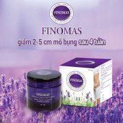 Kem giảm mỡ Finomas