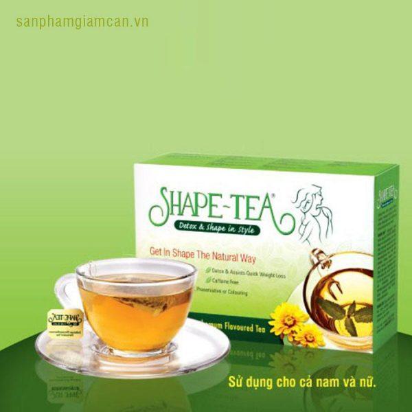Trà Detox giảm cân Shape Tea