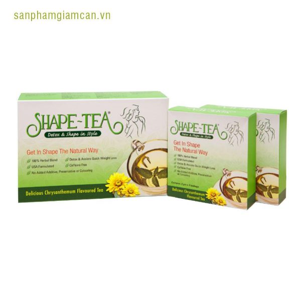 Trà Detox Shape Tea