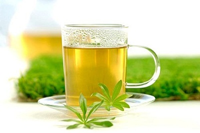 Công dụng và giảm cân bằng trà xanh