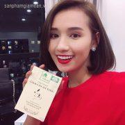 Lã Thanh Huyền tin dùng trà giảm cân Cường Anh