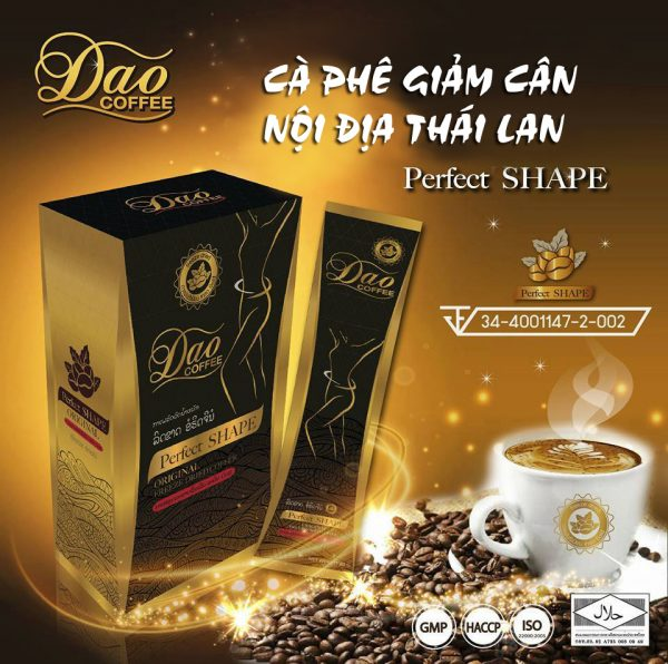 Dao Coffee Perfect Shape