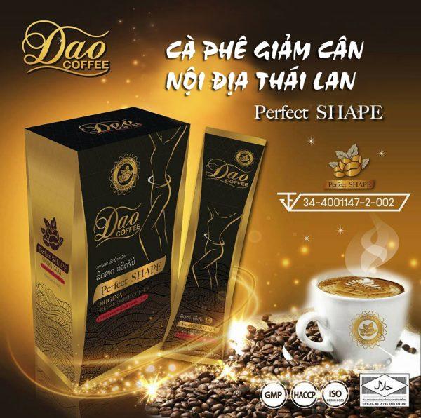 Dao Coffee Perfect Shape