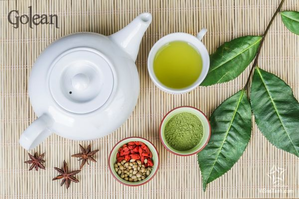 Thành phần thảo dược của trà giảm cân Golean Detox là gì?