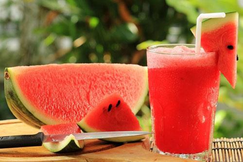 Dưa hấu thực phẩm giảm cân vô cùng dễ sử dụng