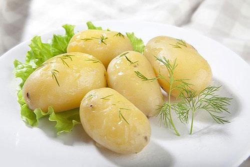 Khoai tây giúp giảm cân hiệu quả