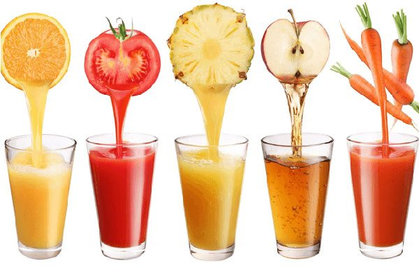 Nước uống giảm cân tại nhà