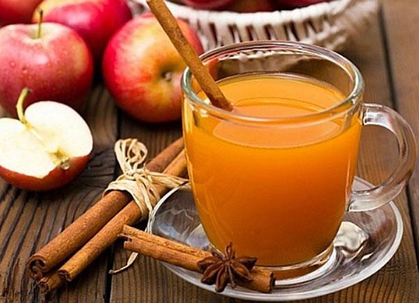 Nước uống giảm cân táo quế mật ong