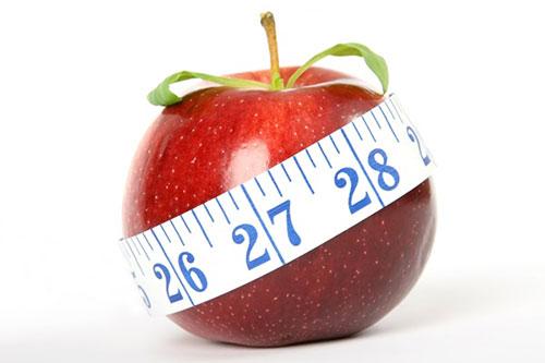 Táo giúp giảm cân hiệu quả