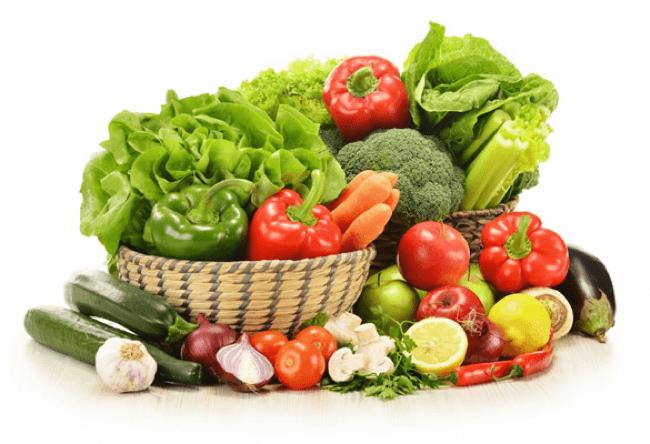 Thành phần Bột rau củ quả giảm cân Vege Fru Smoothie Diet 300g