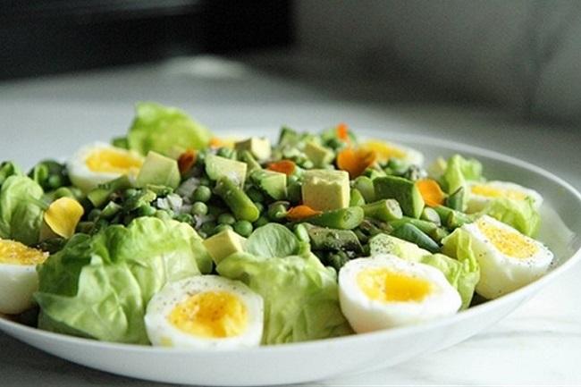 Thiên về các món salad bơ giảm cân là sự lựa chọn tốt cho người ăn kiêng