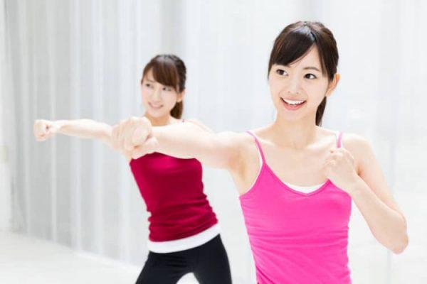 luyện tập aerobic giảm cân hiệu qủa
