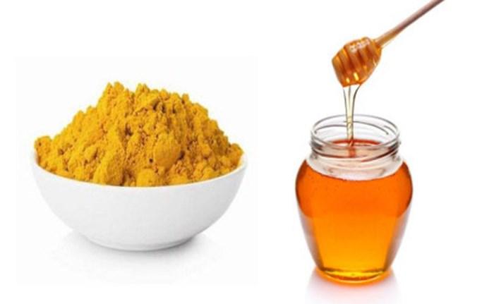 Tinh bột nghệ và mật ong, sự kết hợp hoàn hảo để giảm cân