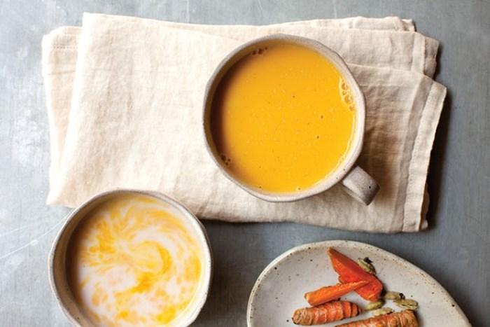 Tinh bột nghệ giảm cân rất hiệu quả khi kết hợp với sữa chua