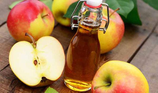 Cách làm nước giấm táo giảm cân