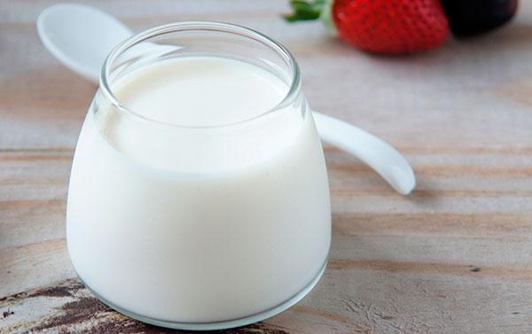 Sữa chua nguyên chất không đường