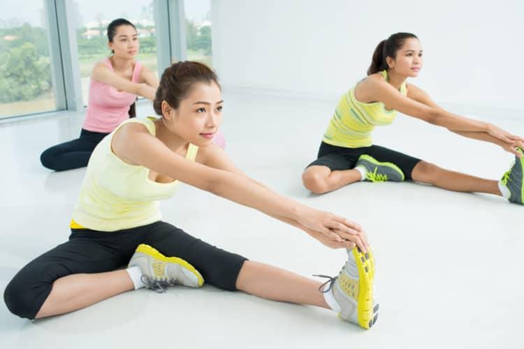 thể dục giảm cân toàn thân