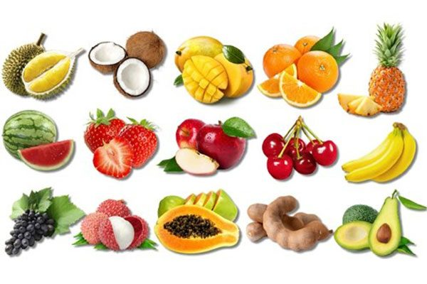 Thực phẩm giảm cân hàng ngày