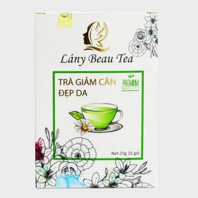 Trà giảm cân Lany Beau Tea có tốt không?