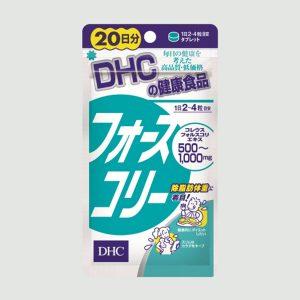 Viên Uống Giảm Cân DHC 20 Ngày Của Nhật Bản