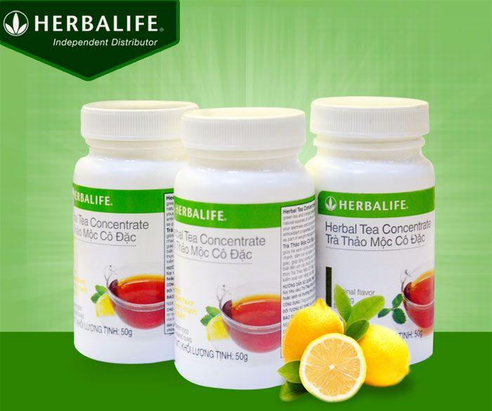 Trà thảo mộc giảm cân herbalife an toàn và hiệu quả bất ngờ cho người dùng.