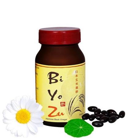 Biyozu chứa chiết xuất tinh dầu tía tô có tác dụng làm hạ cholesterol xấu, chống oxy hóa