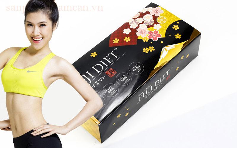 Tác dụng của viên uống giảm cân Fuji Diet
