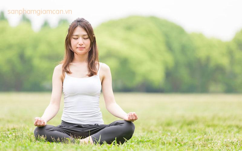 Trà lá sen giúp giảm căng thẳng