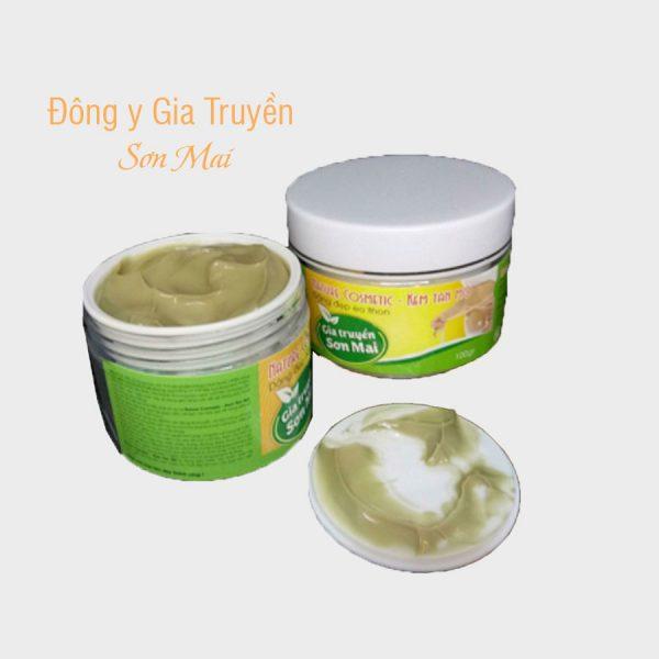 Kem tan mỡ Sơn Mai
