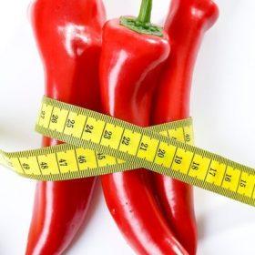 ớt liệu có giảm cân?