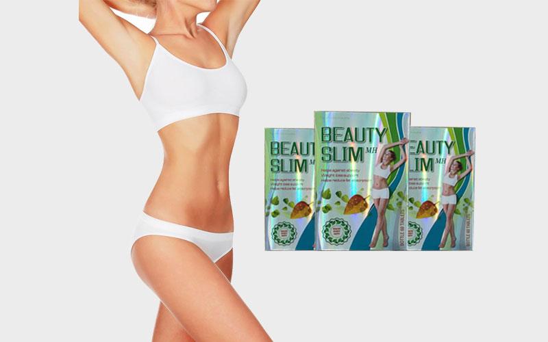 Tác dụng của thuốc giảm cân Beauty Slim mh