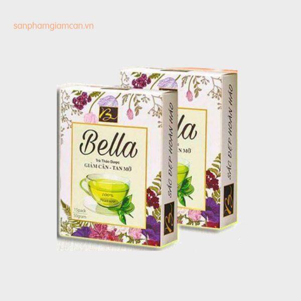 Trà giảm cân Bella