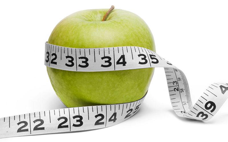Táo giảm cân nhanh trong 3 ngày