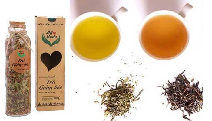 Cách sử dụng trà allherbs
