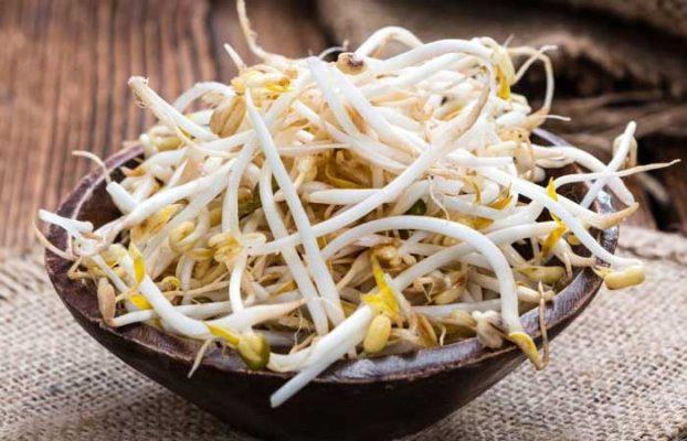 Làm thế nào để uống mầm đậu nành giảm cân