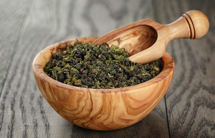 Tại sao chọn trà Ô Long để giảm cân