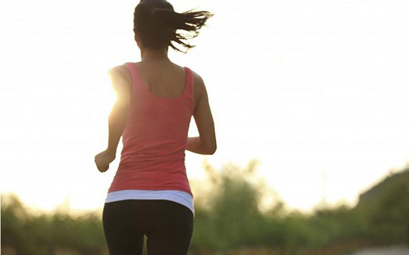 Tập thể dục mỗi sáng