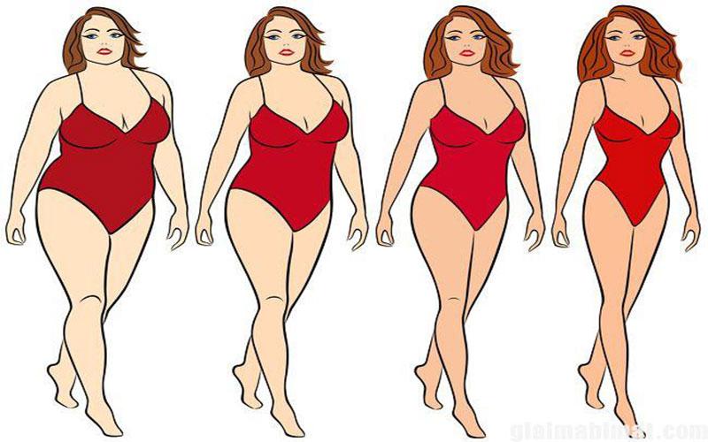 Theo dõi quá trình giảm cân