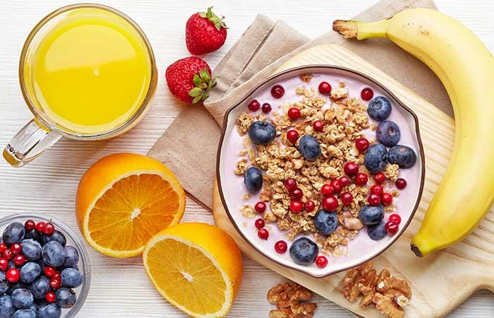 Ăn gì buổi sáng giảm cân