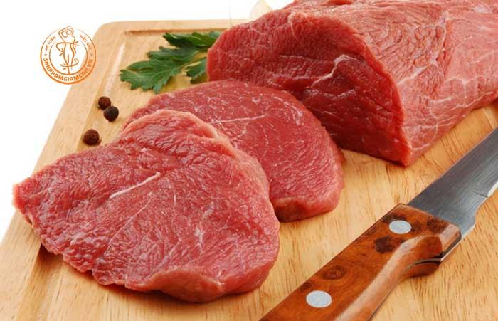 Cách bảo quản thịt bò tươi