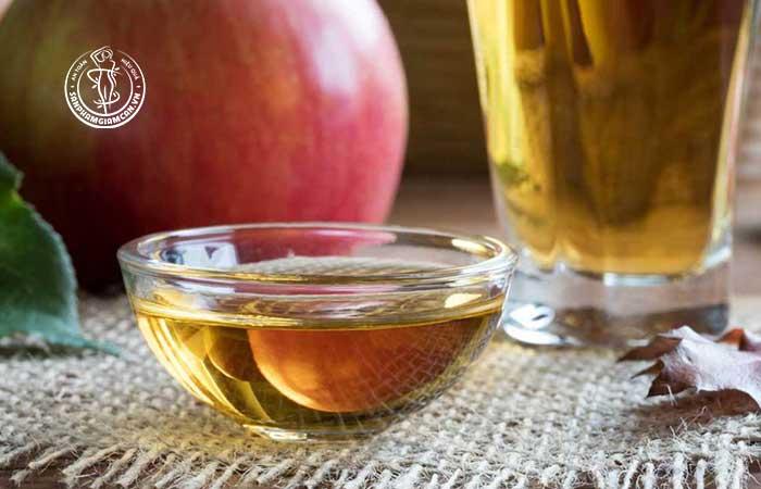 Cách giảm cân với giấm táo