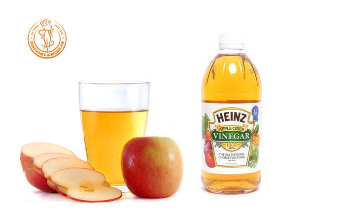Giấm táo heinz giảm cân