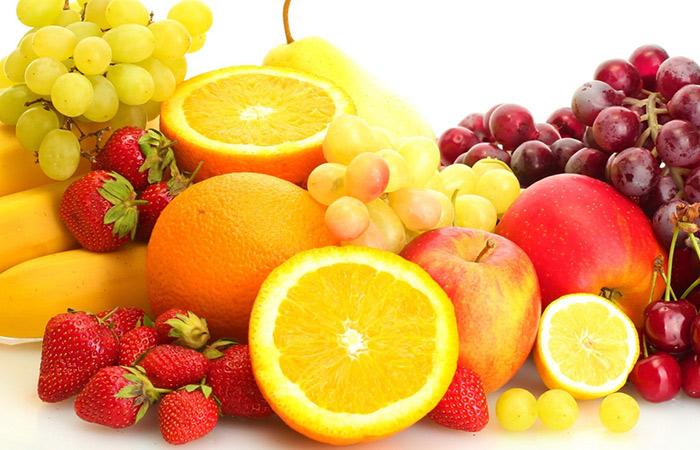 Nhóm hoa quả chứa nhiều nước rất tốt cho việc giảm cân do cơ chế đào thải mỡ và làm no